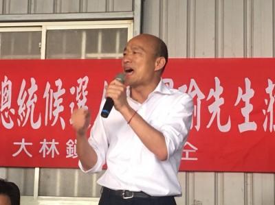 (影音)民調大崩盤 他驚曝韓11月底「選不下去」