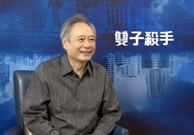 (專訪)李安2度萌生退休念頭 點名欣賞謝盈萱