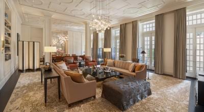 百年歷史飯店經典回歸  新加坡萊佛士酒店重新開幕開啟新頁