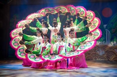 2019韓國文化觀光大展  ITF旅展現場磅礴展開