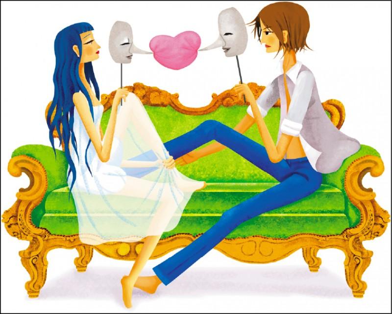【兩性異言堂】〈愛の相親事件簿〉相敬如冰各玩各的 假面夫妻演很大