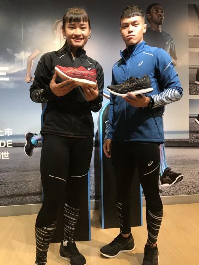 亞瑟士推省力跑鞋     跑步輕鬆有效率