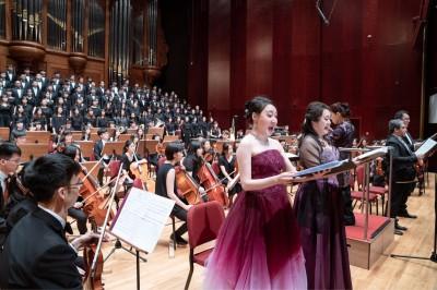 師大交響樂團秋季公演 乘著金色的翅膀到衛武營