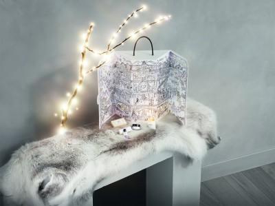 最夢幻的耶誕倒數日曆   迪奧香氛世家首度在台亮相