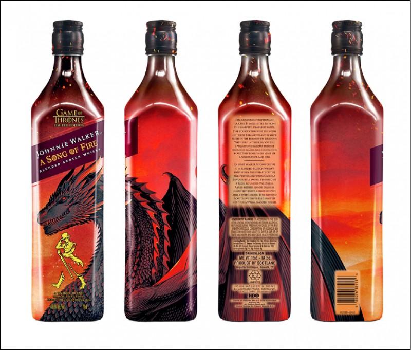 威士忌冰與火 冰原狼vs.火龍