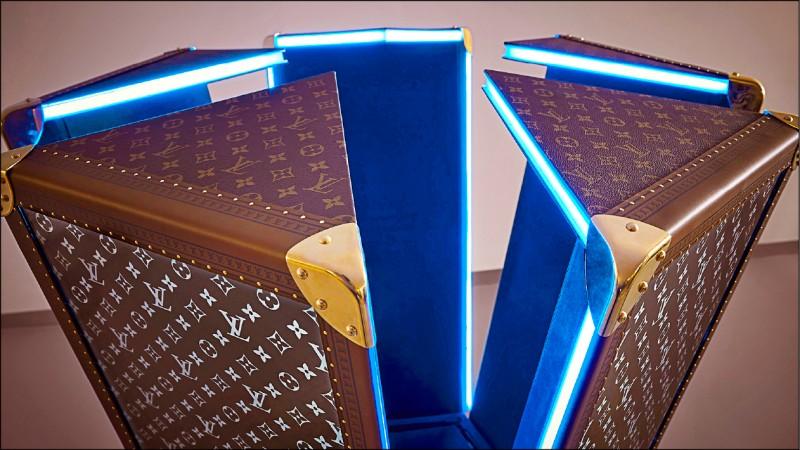 LV打造電競錦標賽行李箱