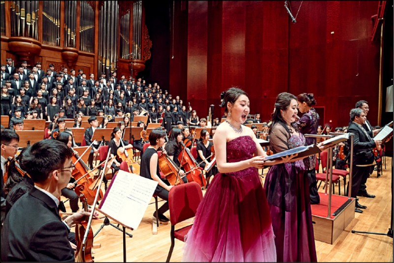 【藝術文化】師大交響樂團秋季公演 乘著金色的翅膀到衛武營