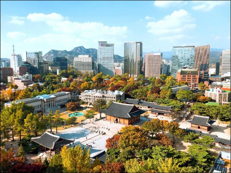 【旅遊】完美秋日散策─韓國‧首爾