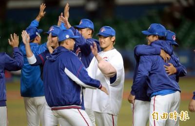 終於贏韓國!台灣隊破紀錄「狂奪7分」 收視飆破全國第一