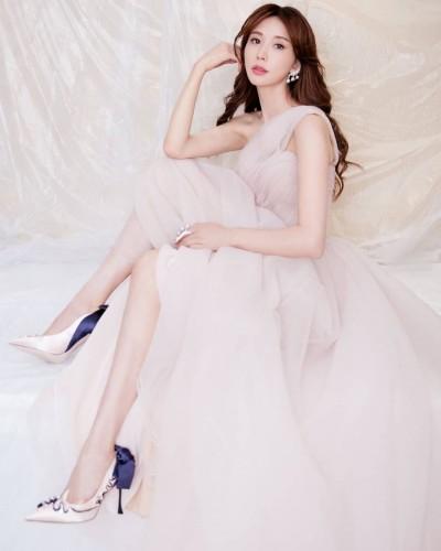 好美!林志玲台南婚禮倒數三天 她說這事「很不容易」