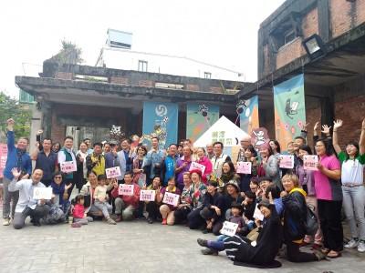國際知名偶戲在宜蘭 「利澤偶聚祭」開幕