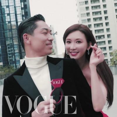 (影音)姐夫中文打招呼!林志玲夫妻可愛互動甜出汁