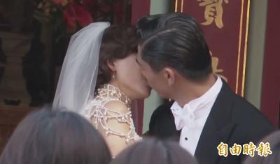 AKIRA激吻林志玲!誓言「讓妳成為最幸福的人」