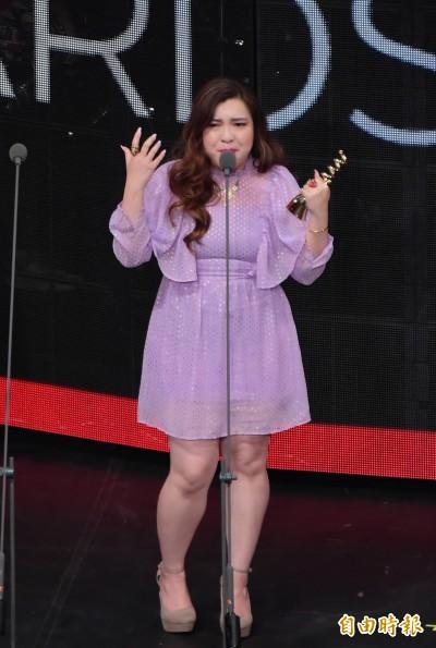 香港歌手奪金音談家園處境 喊星星殞落沒在怕