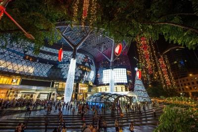 耶誕氣氛濃  遊玩新加坡歡度佳節