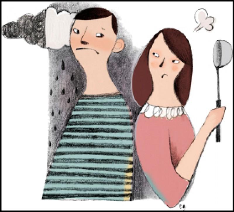 【家庭親子】〈婚姻研究院〉吵架別爭輸贏 感情才長久