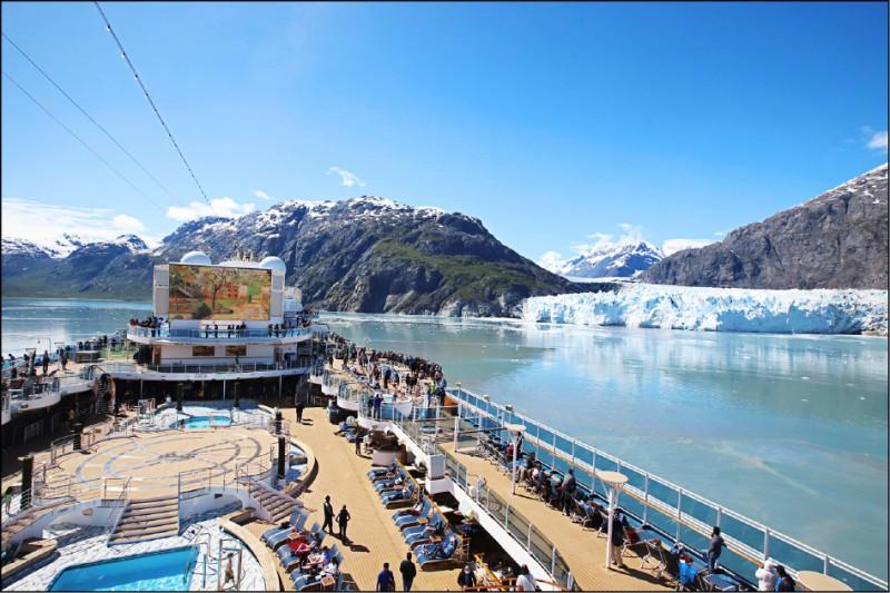 【旅遊】酷到阿拉斯加!─搭遊輪遊冰河峽灣