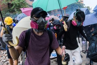 香港武力鎮壓 杜汶澤泣:港人已經成了「新大陸人」