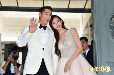 林志玲世紀婚禮登日網首頁 網讚爆:台灣人顏值超高