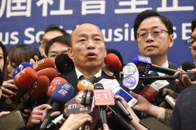 「誠實,很難嗎?」 他怒轟韓國瑜為什麼愛說謊