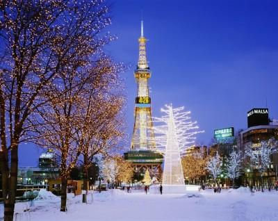 冬戀日本北海道  來趟浪漫雪之旅