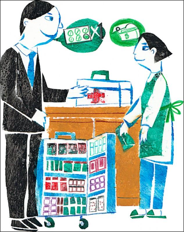 【家庭親子】〈田舍生活〉日本醫藥箱 安定身心