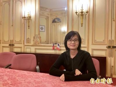 台灣藝術家連結國際 駐法台灣文化中心搭建橋梁