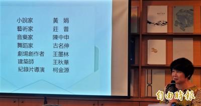 國家文藝獎得主公布 古名伸、王墨林、柯金源等7人獲獎