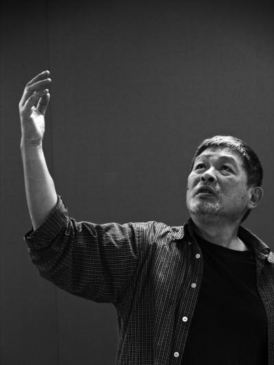 王墨林得國家文藝獎 「好像老人過重陽節」