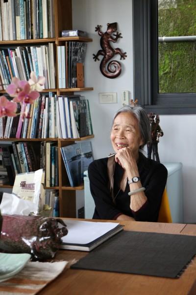 94歲王秋華 首位女建築師獲國家文藝獎