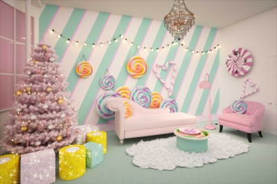 這間糖果屋是真的!童話成真甜蜜入住
