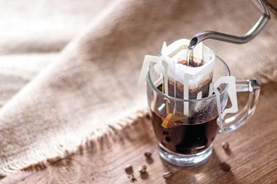 美味隨手沖泡!濾掛式咖啡日系最夯 超商掀精品浪潮