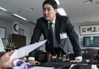 「白目王」趙震雄挺身而出 超大嗓門揭南韓弊案