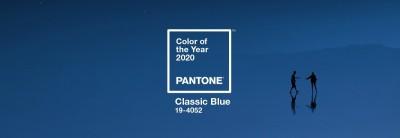 彩通公佈2020趨勢色 「經典藍」這樣搭最正點