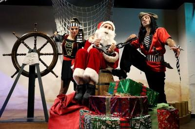 創意闖關搶救耶誕老人  不一樣的耶誕節新玩法!