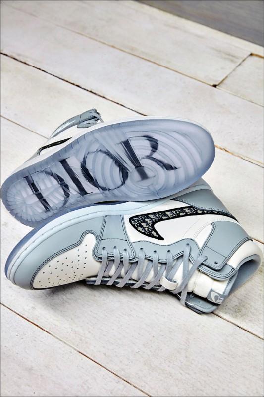 【時尚名人】Dior男裝秀 超級跨界