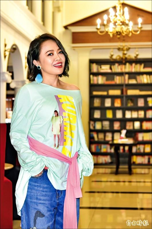 《胡如虹和她的藝人朋友們》部落時尚文青女神的媽樂法之道    戴愛玲享受改變