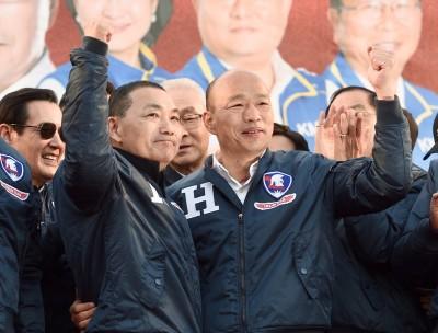 禿子、漢子同框拚造勢? 名嘴狂打臉韓國瑜