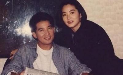 情纏舊愛林青霞18年 73歲秦漢白鬍帥照曝光