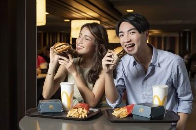 麥當勞挑戰法式高檔美食 松露蕈菇嫩煎鷄腿堡登場