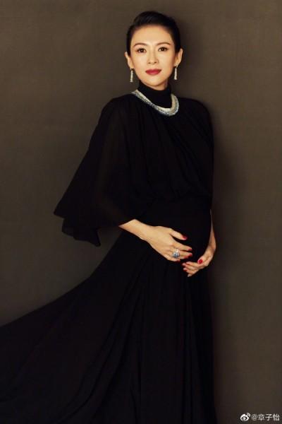 章子怡這周美國待產     親上火線曬圖撇早產
