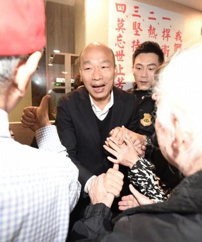 韓國瑜沒資格選總統  他一席話被推爆