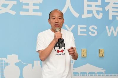 韓稱當選總統高雄上班 苦苓4字神比喻