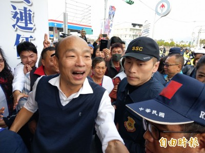 韓國瑜敗選放鳥國際記者會!韓競辦驚吐「心碎內幕」…安幼琪傻眼說話了