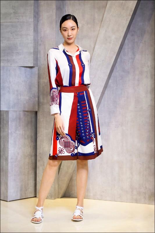 【消費新聞】Hermes早春女裝 馬術靈感設計