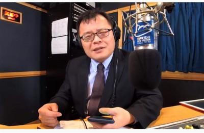 挺韓脫口「高雄夾去配啦」  陳揮文道歉了!
