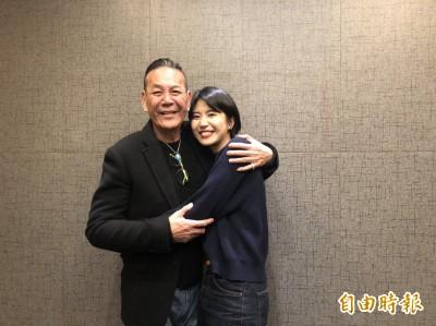 龍劭華笑擁女兒喊幸福 曝光對陳璇新願望:不要陰陽怪氣