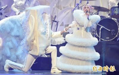 哭哭!蔡依林受武漢肺炎影響 演唱會宣布延期