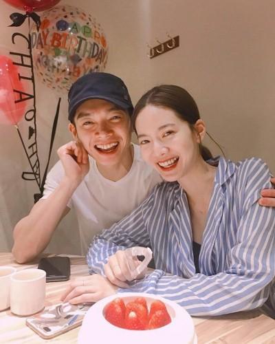 恭喜!31歲曾之喬喜嫁辰亦儒 甜喊「我是陳太太」