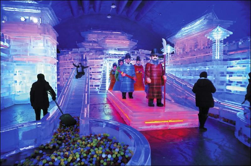 【休閒旅遊】玩慶典、滑雪、嘗美食 韓國江原道冬趣十足